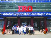 Centru de cercetare oncologică la IRO